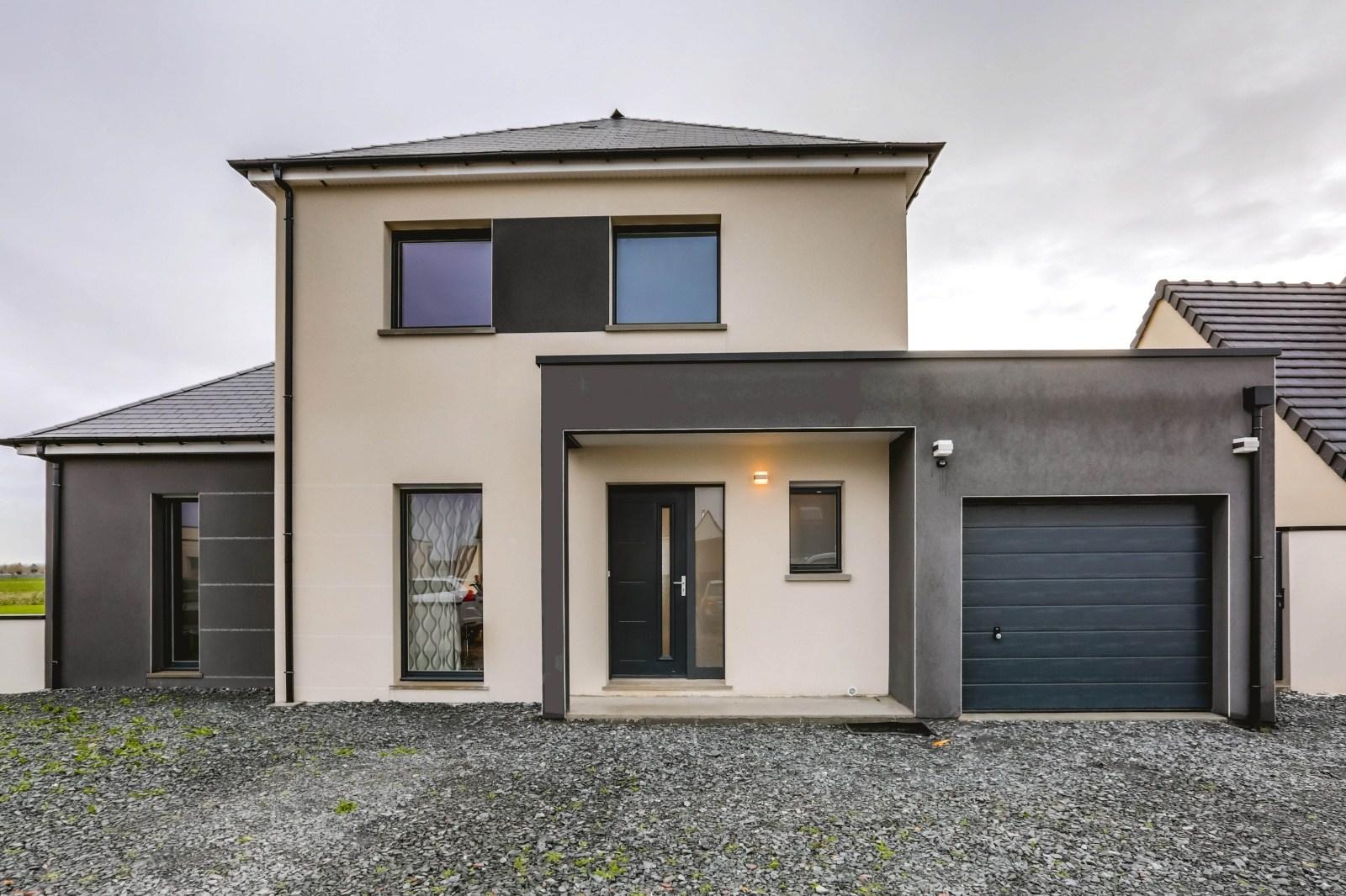 Maisons + Terrains du constructeur Maison Familiale Tours • 120 m² • CHANCEAUX SUR CHOISILLE
