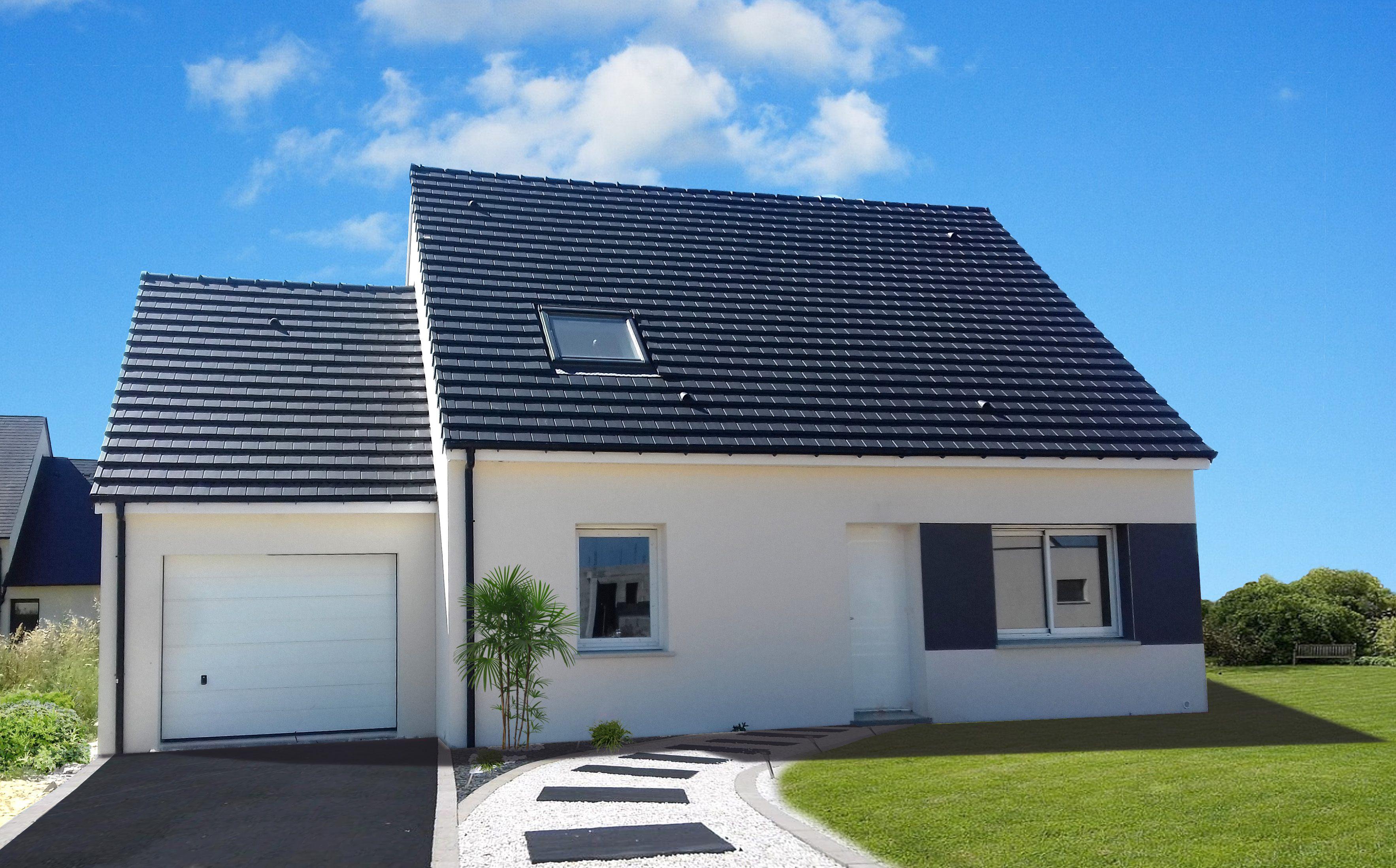 Maisons + Terrains du constructeur Maison Familiale Tours • 110 m² • CERELLES