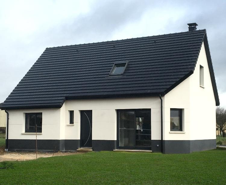 Maisons + Terrains du constructeur Maison Familiale Tours • 120 m² • CERELLES