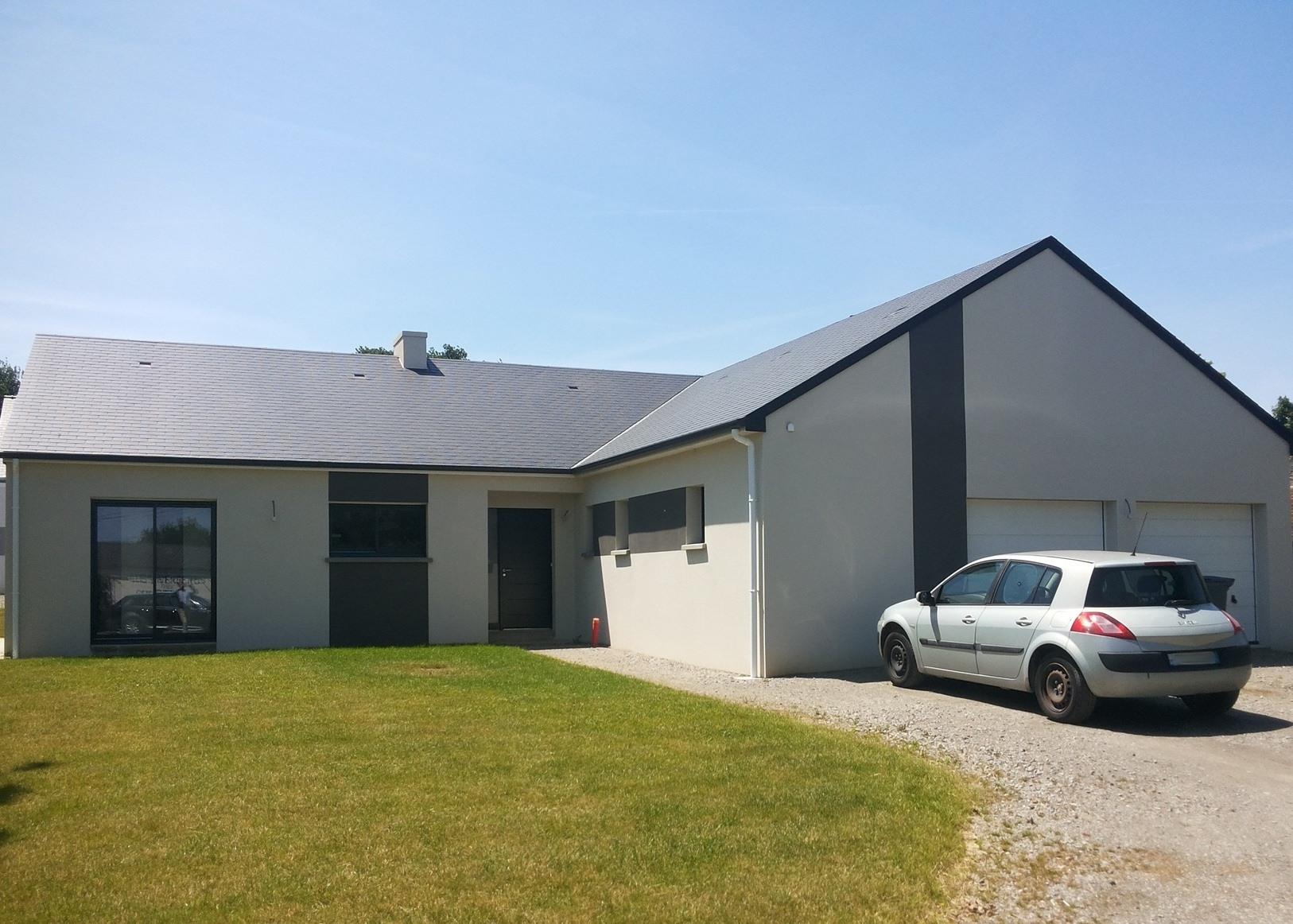 Maisons + Terrains du constructeur Maison Familiale Tours • 115 m² • CANGEY