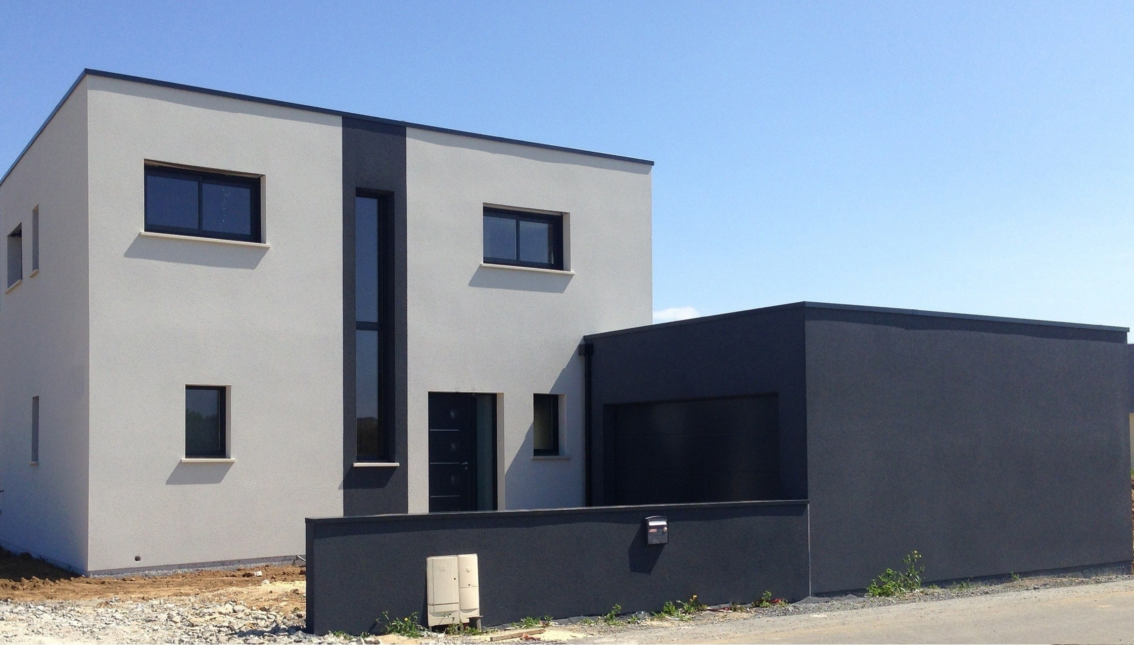 Maisons + Terrains du constructeur Maison Familiale Tours • 120 m² • AUTRECHE