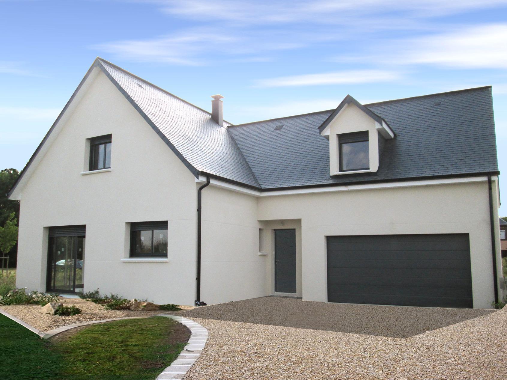 Maisons + Terrains du constructeur Maison Familiale Tours • 125 m² • AVOINE