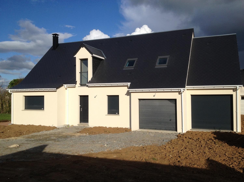 Maisons + Terrains du constructeur Maison Familiale Tours • 120 m² • BLERE