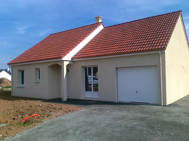 Maisons + Terrains du constructeur Maison Familiale Tours • 120 m² • VERETZ