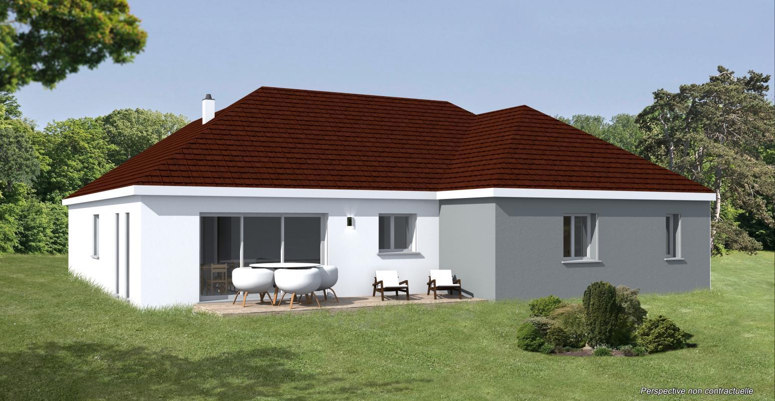 Maisons + Terrains du constructeur KEVAL CONSTRUCTION • 100 m² • SAESSOLSHEIM