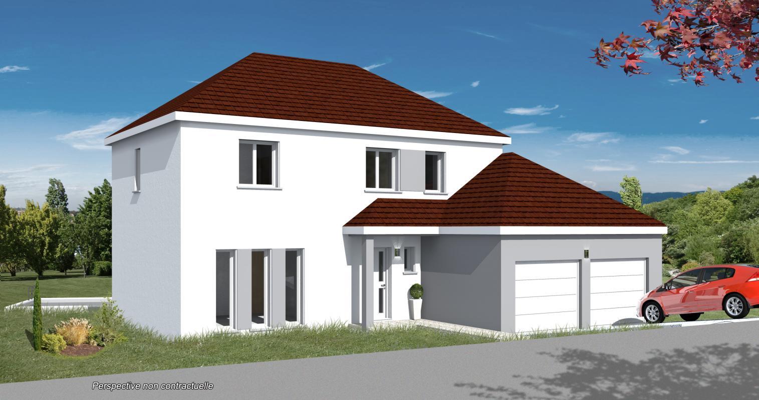 Maisons + Terrains du constructeur KEVAL CONSTRUCTION • 95 m² • SURBOURG