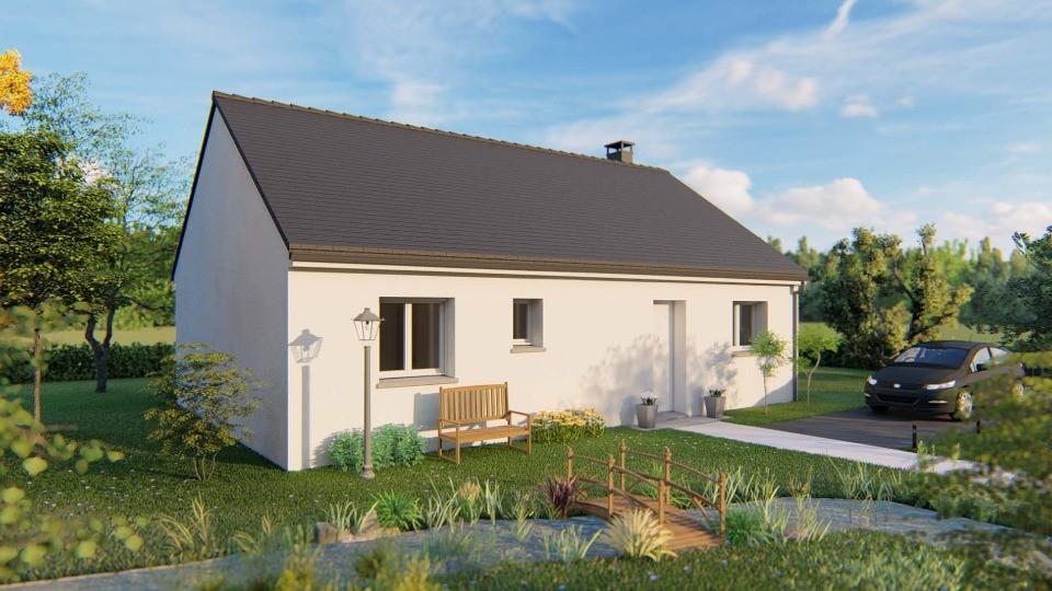 Maisons + Terrains du constructeur EXTRACO CREATION • 71 m² • TANCARVILLE