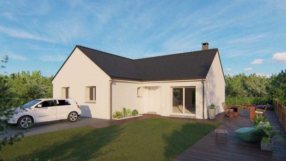 Maisons + Terrains du constructeur EXTRACO CREATION • 92 m² • ETAINHUS