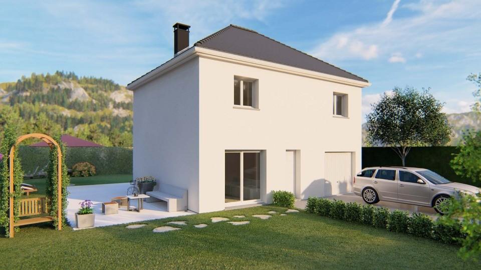 Maisons + Terrains du constructeur EXTRACO CREATION • 100 m² • ETAINHUS