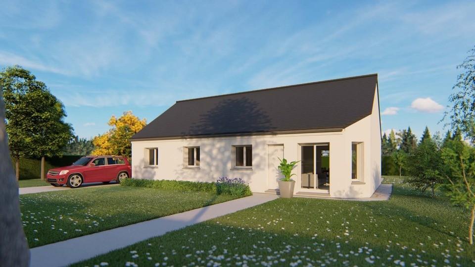 Maisons + Terrains du constructeur EXTRACO CREATION • 95 m² • TANCARVILLE
