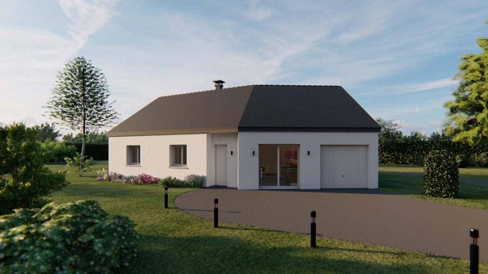 Maisons + Terrains du constructeur EXTRACO CREATION • 85 m² • TANCARVILLE