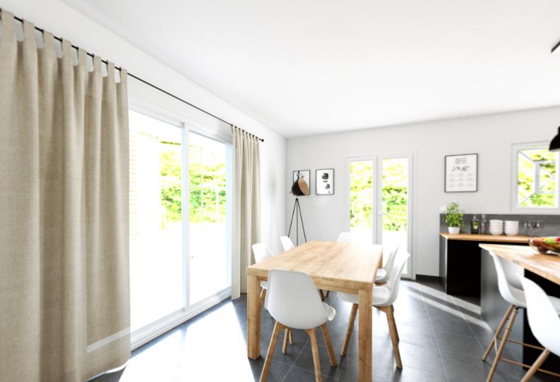Maisons + Terrains du constructeur ALPHA CONSTRUCTIONS BLAYE • 90 m² • SAINT CHRISTOLY DE BLAYE