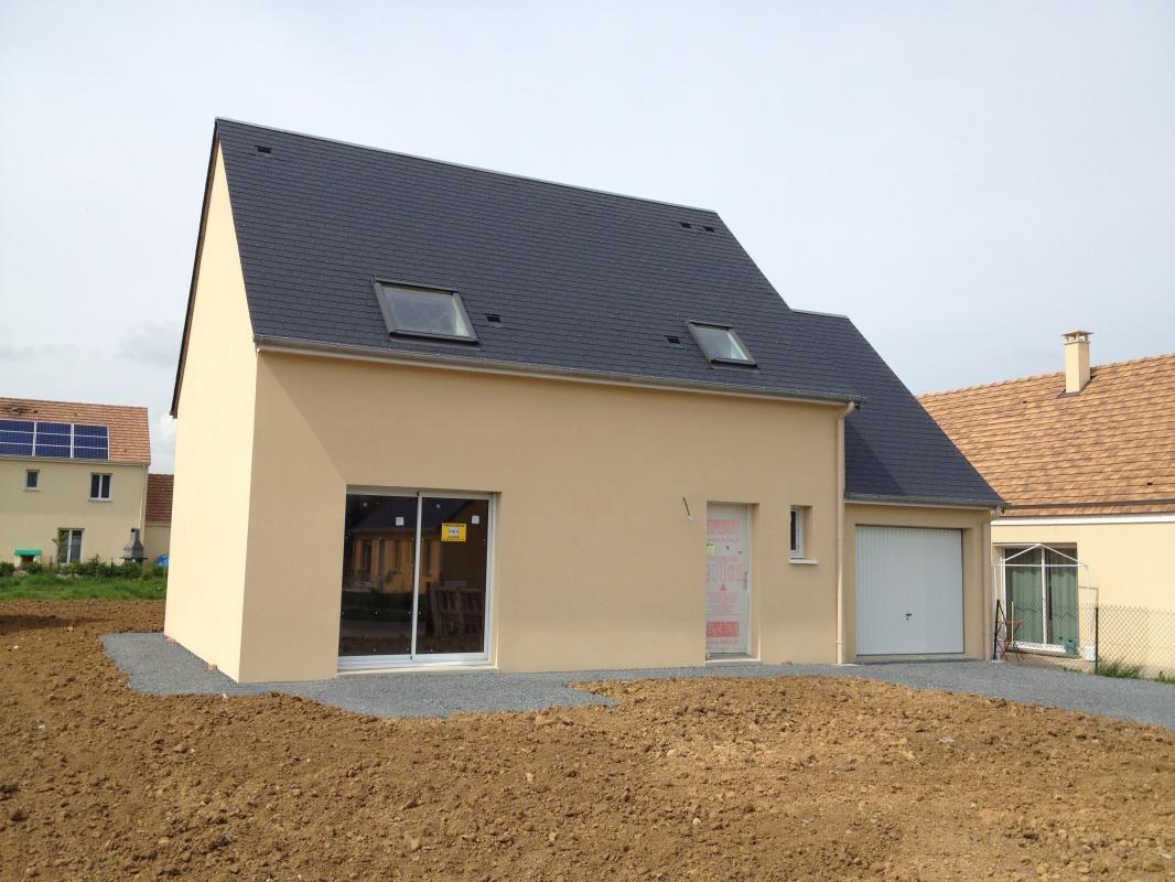 Maisons + Terrains du constructeur MAISONS AXCESS • 100 m² • RAUVILLE LA BIGOT