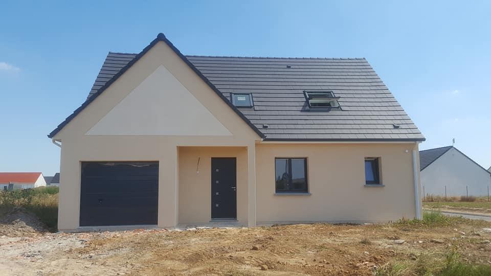 Maisons + Terrains du constructeur MAISONS AXCESS • 87 m² • SARTILLY