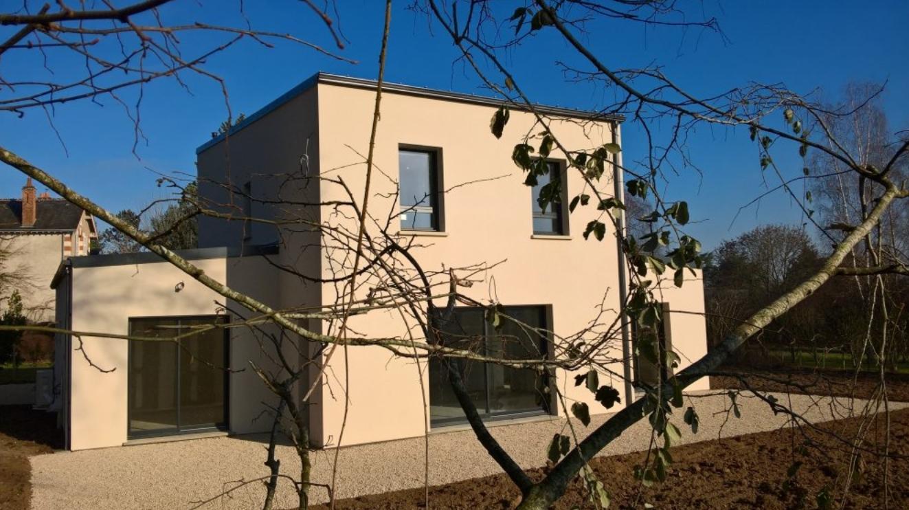Maisons + Terrains du constructeur MAISONS AXCESS • 100 m² • MUNEVILLE SUR MER