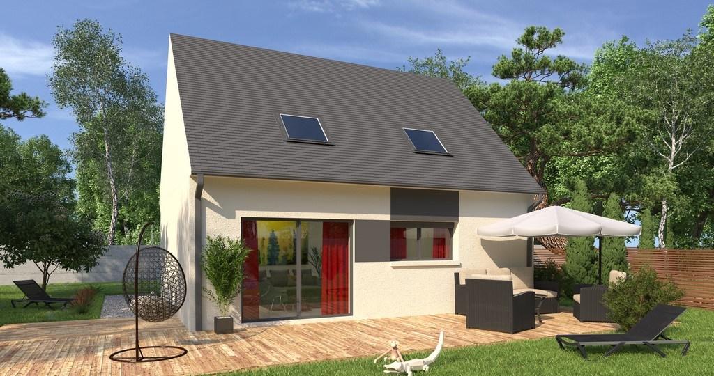 Maisons + Terrains du constructeur MAISONS VIVALIA • 84 m² • GRAND FOUGERAY