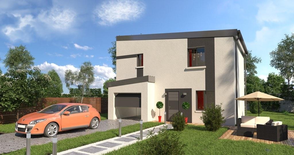 Maisons + Terrains du constructeur MAISONS VIVALIA • 89 m² • SAINT MEEN LE GRAND