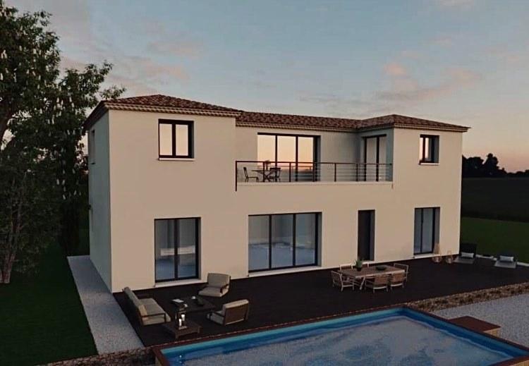 Maisons du constructeur ESQUISS 13 • 130 m² • CARCES