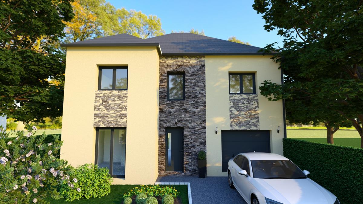 Maisons du constructeur MAISONS VESTALE 92 • 120 m² • ANTONY