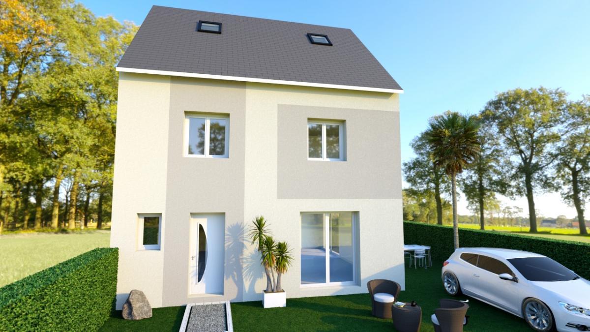 Maisons du constructeur MAISONS VESTALE 92 • 90 m² • LONGJUMEAU
