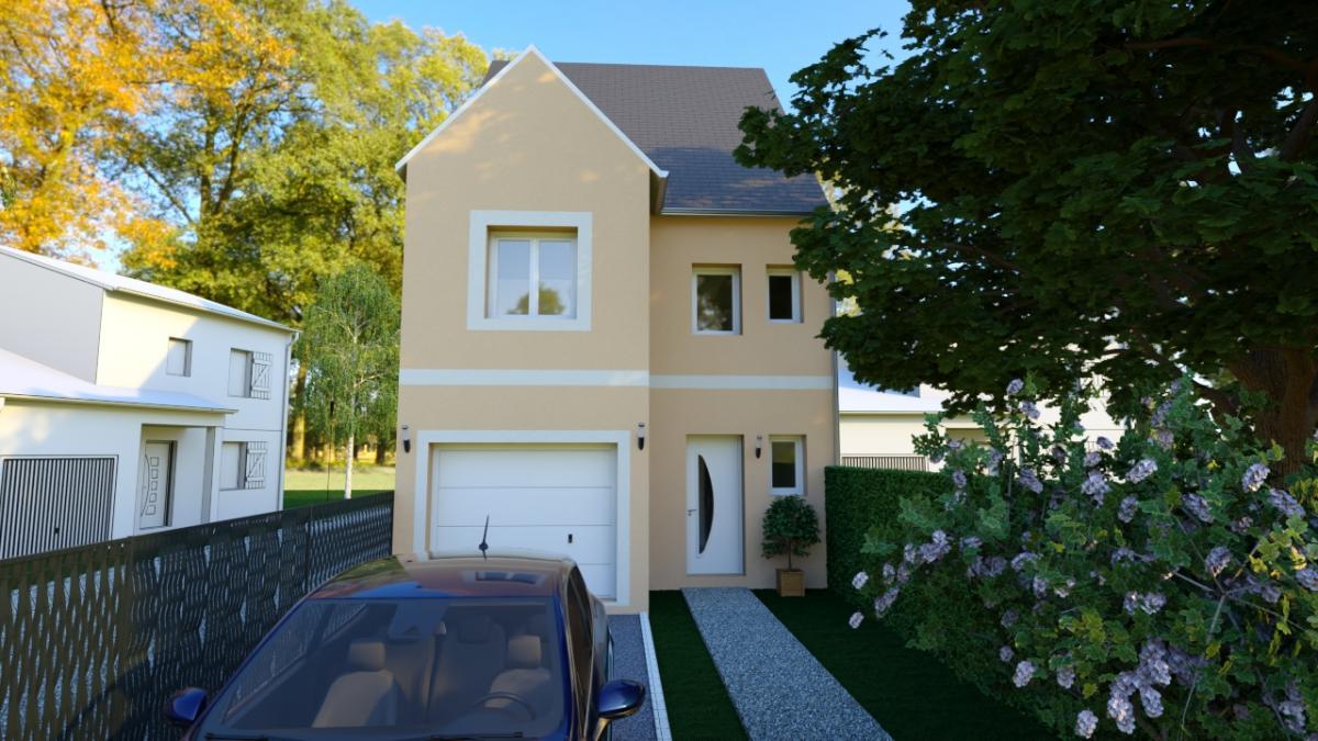 Maisons du constructeur MAISONS VESTALE 92 • 100 m² • ANTONY