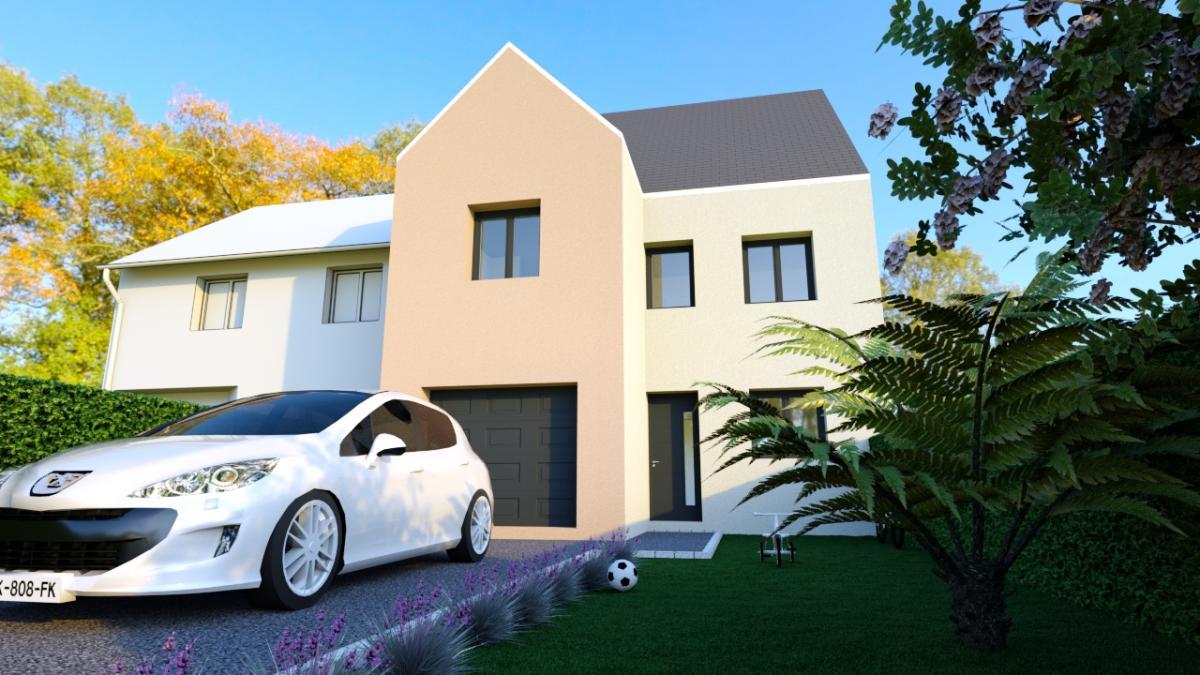 Maisons du constructeur MAISONS VESTALE 92 • 110 m² • ANTONY