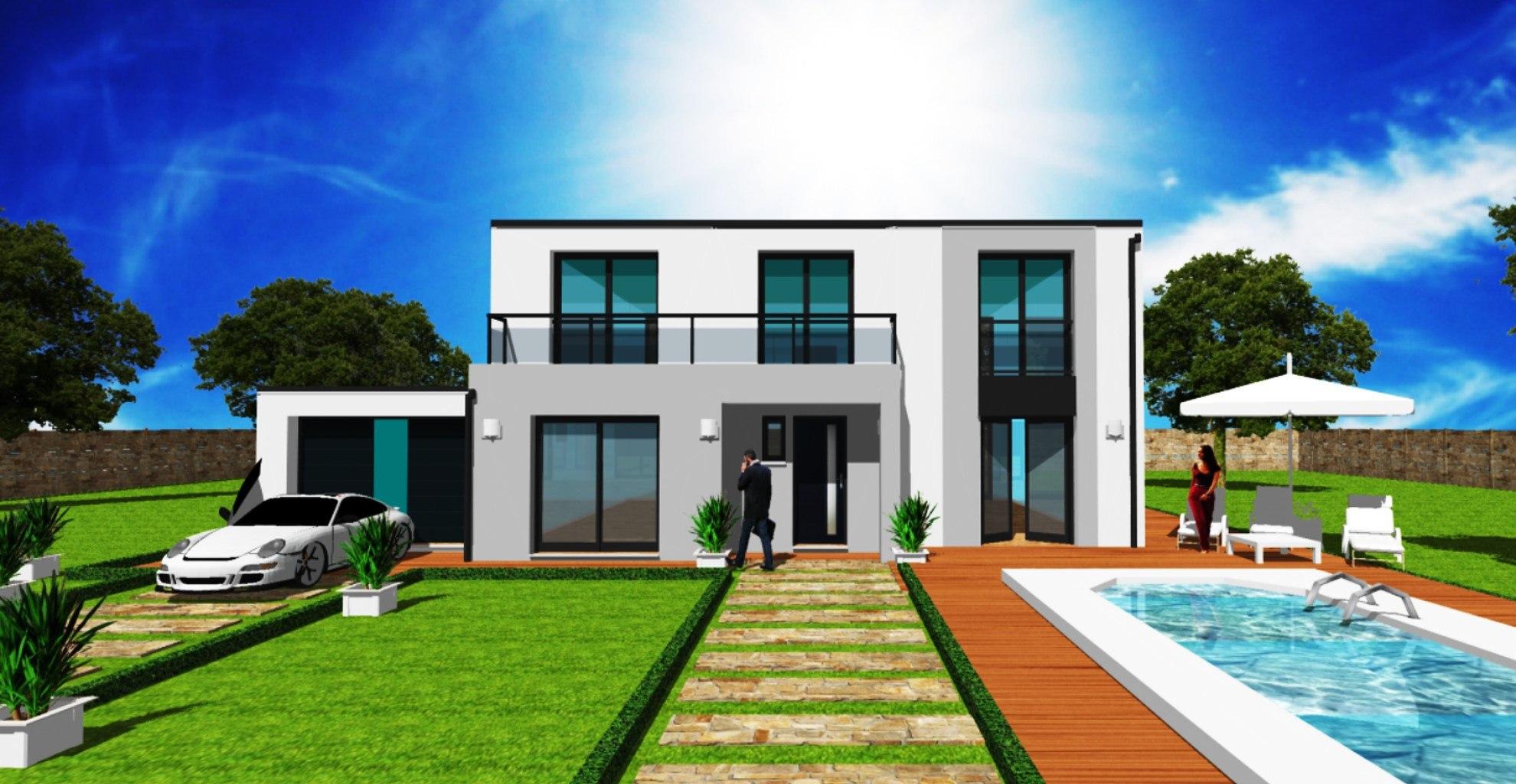 Maisons + Terrains du constructeur REABELLE • 100 m² • SAULX MARCHAIS