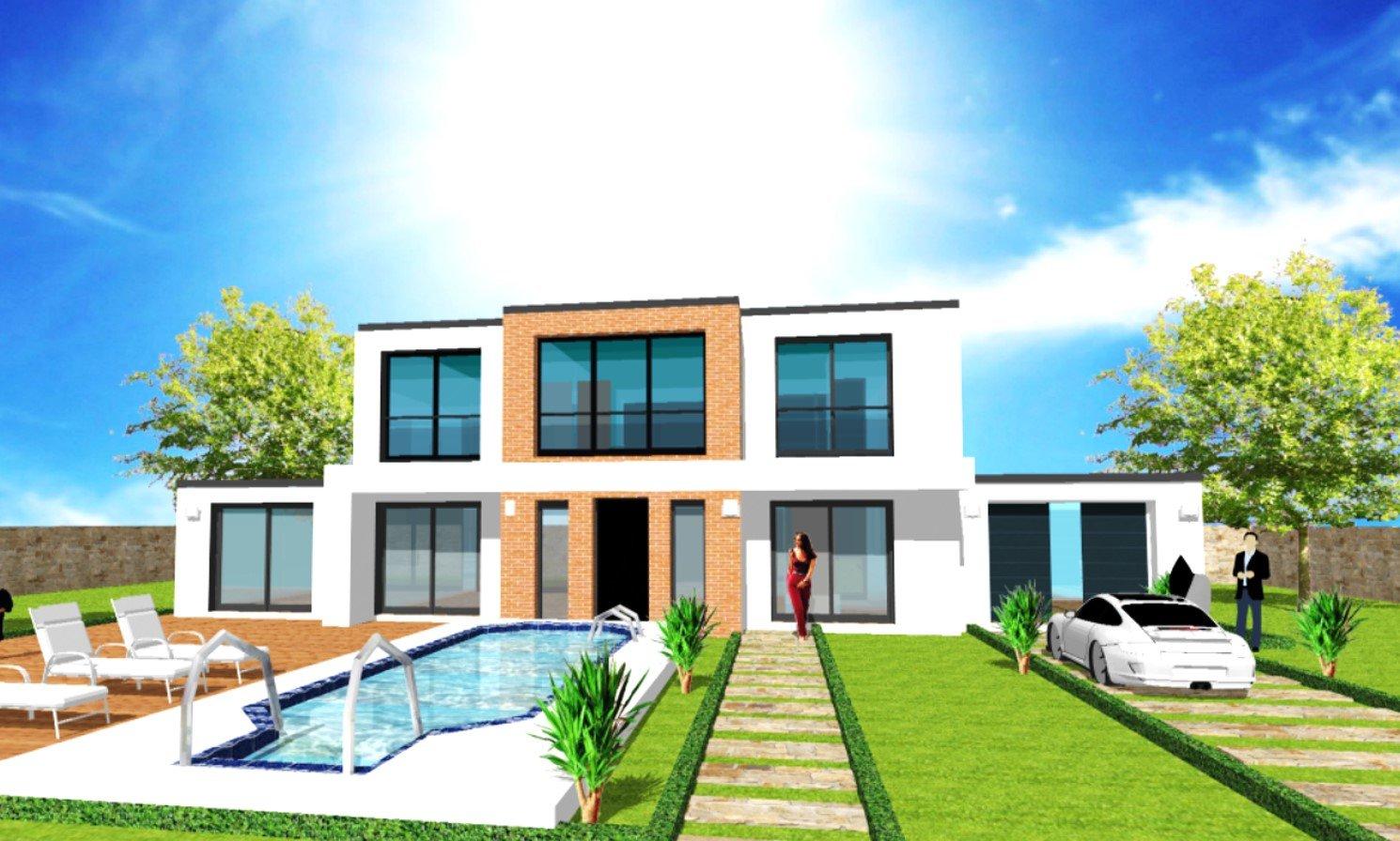 Maisons + Terrains du constructeur REABELLE • 100 m² • SAINT ARNOULT EN YVELINES