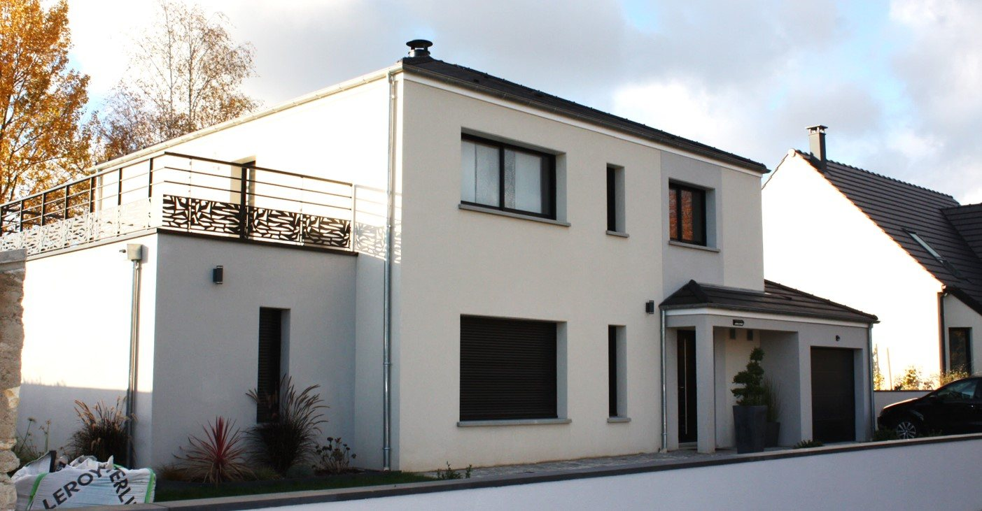 Maisons + Terrains du constructeur REABELLE • 100 m² • CHOISEL
