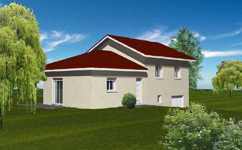 Maisons + Terrains du constructeur MAISONS FLORIOT • 101 m² • CHATILLON SUR CHALARONNE