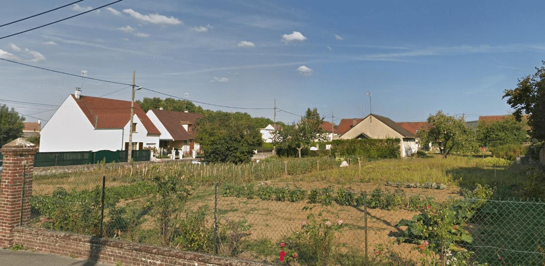 Terrains du constructeur Résidences Picardes • 709 m² • NANTEUIL LE HAUDOUIN