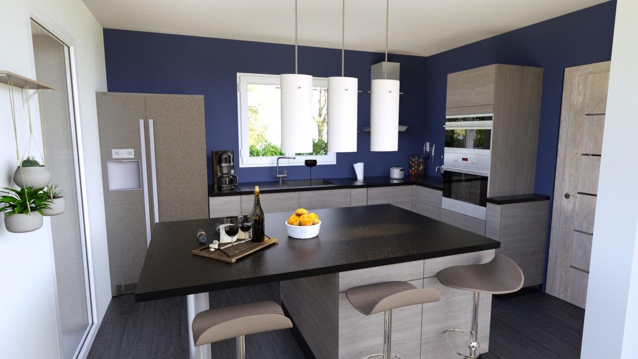 Maisons + Terrains du constructeur MAISONS LOGELIS • 120 m² • CURIS AU MONT D'OR
