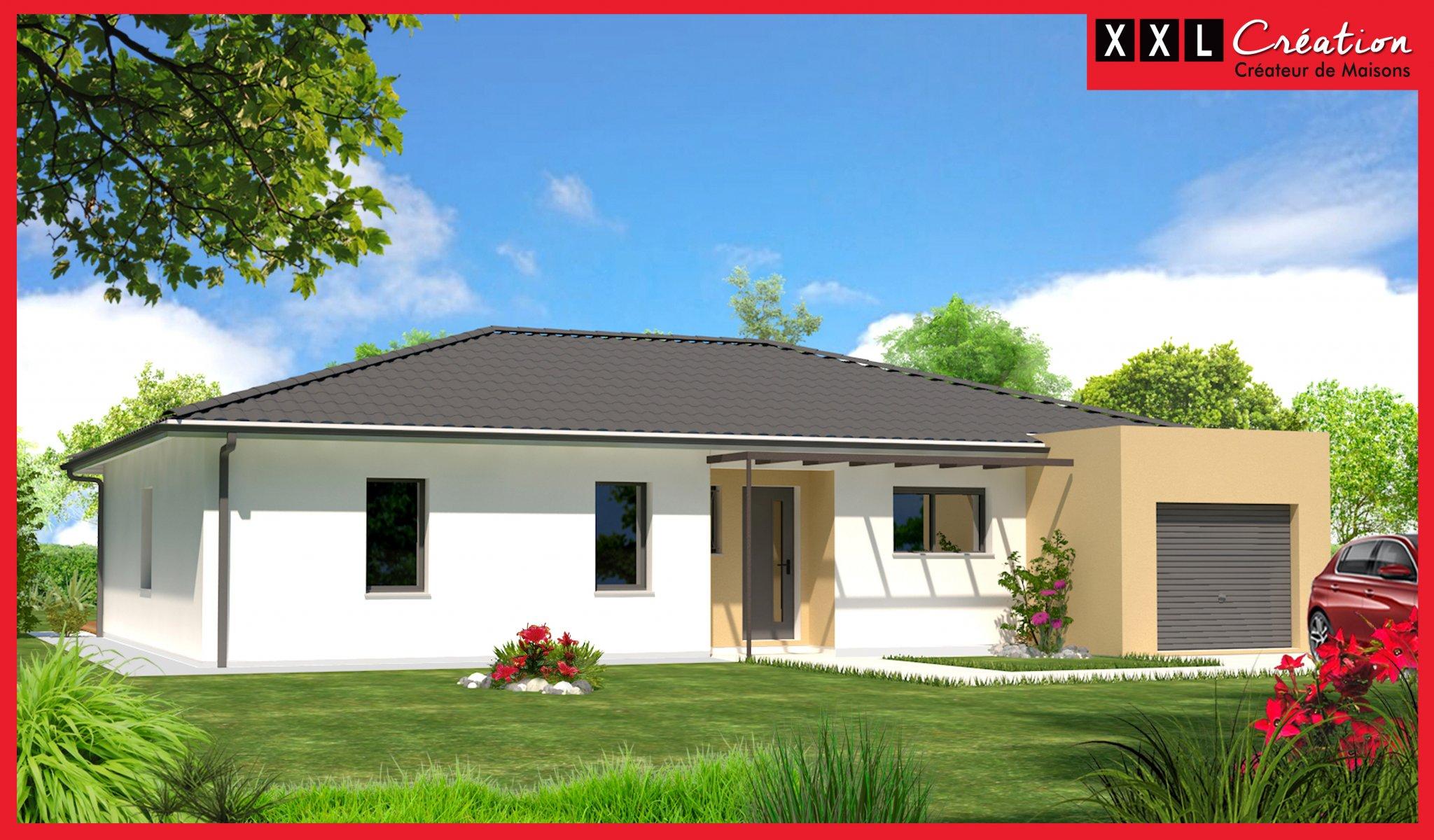 Maisons du constructeur XXL CREATION • 90 m² • CANOHES