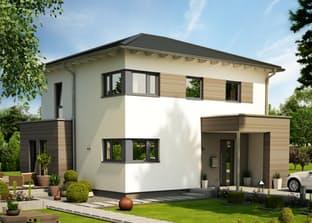 Maisons du constructeur LES ARTISANS REUNIS • 104 m² • SAINT LEGER DES AUBEES