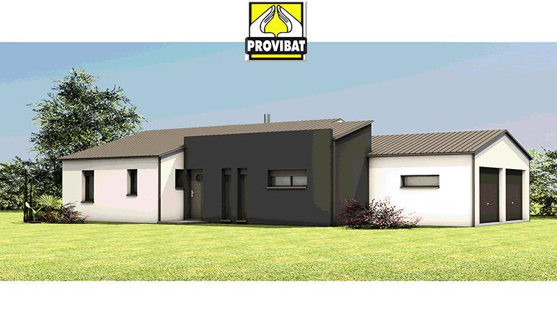 Maisons + Terrains du constructeur PROVIBAT • 120 m² • CAZOULS LES BEZIERS
