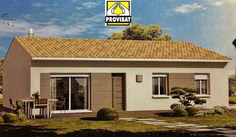 Maisons + Terrains du constructeur PROVIBAT • 100 m² • FRONTIGNAN
