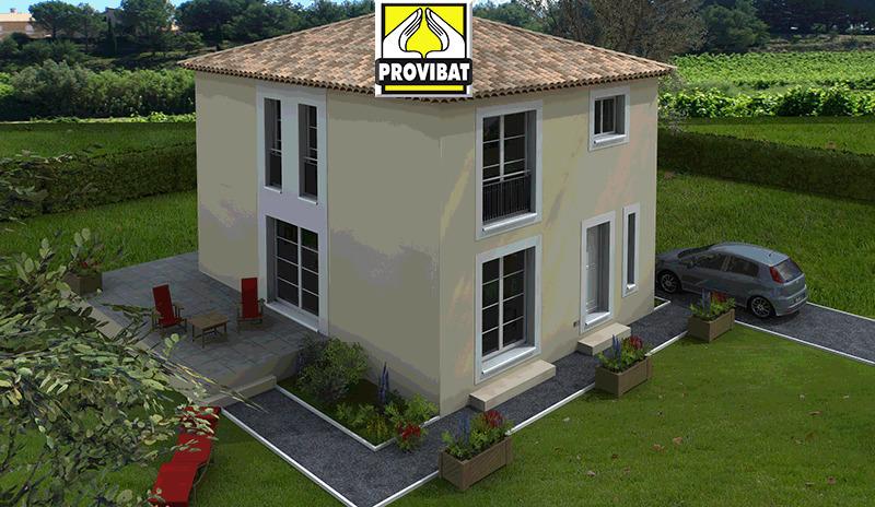 Maisons + Terrains du constructeur PROVIBAT • 120 m² • FRONTIGNAN