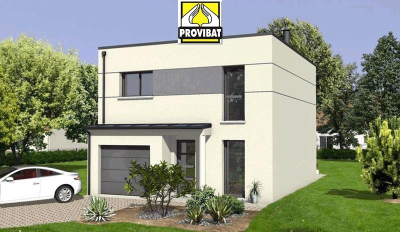 Maisons + Terrains du constructeur PROVIBAT • 100 m² • POUZOLS