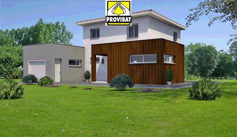 Maisons + Terrains du constructeur PROVIBAT • 80 m² • POUZOLS