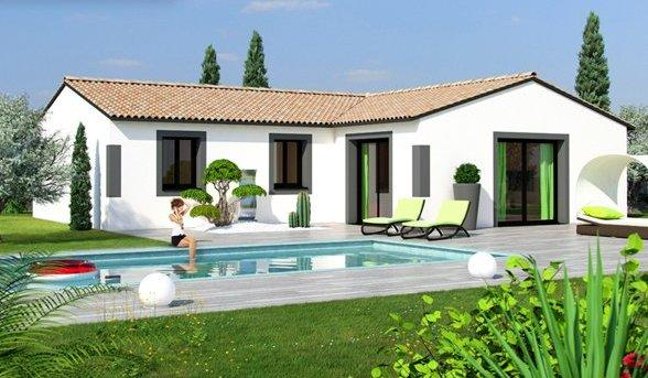 Maisons du constructeur ESQUISS 81 • 95 m² • CASTRES