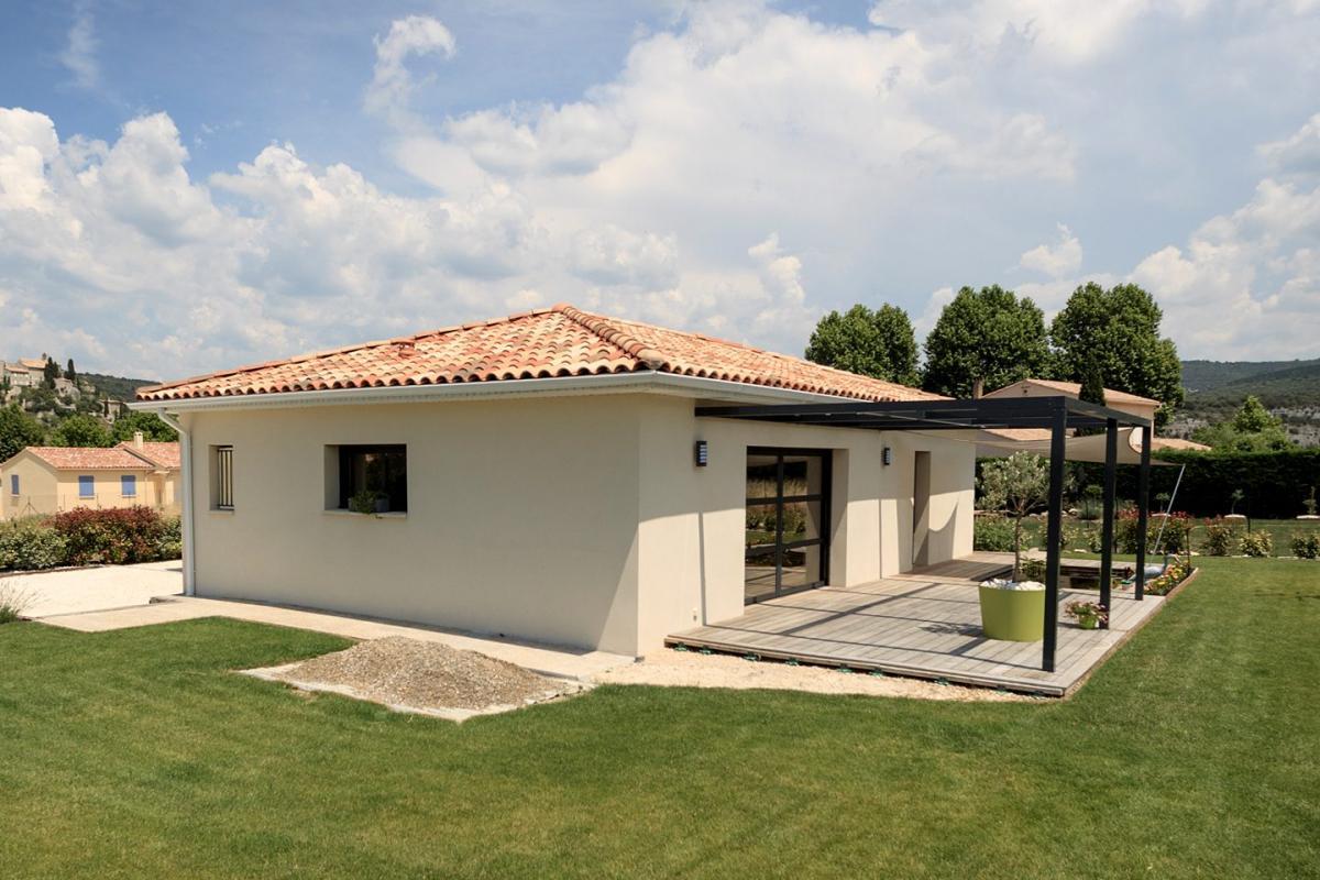 Maisons du constructeur ESQUISS 81 • 100 m² • VILLENOUVELLE