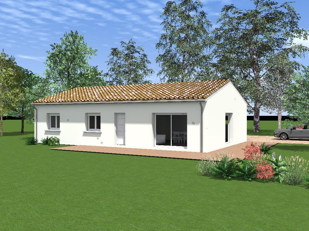 Maisons du constructeur ESQUISS 81 • 95 m² • VILLENOUVELLE