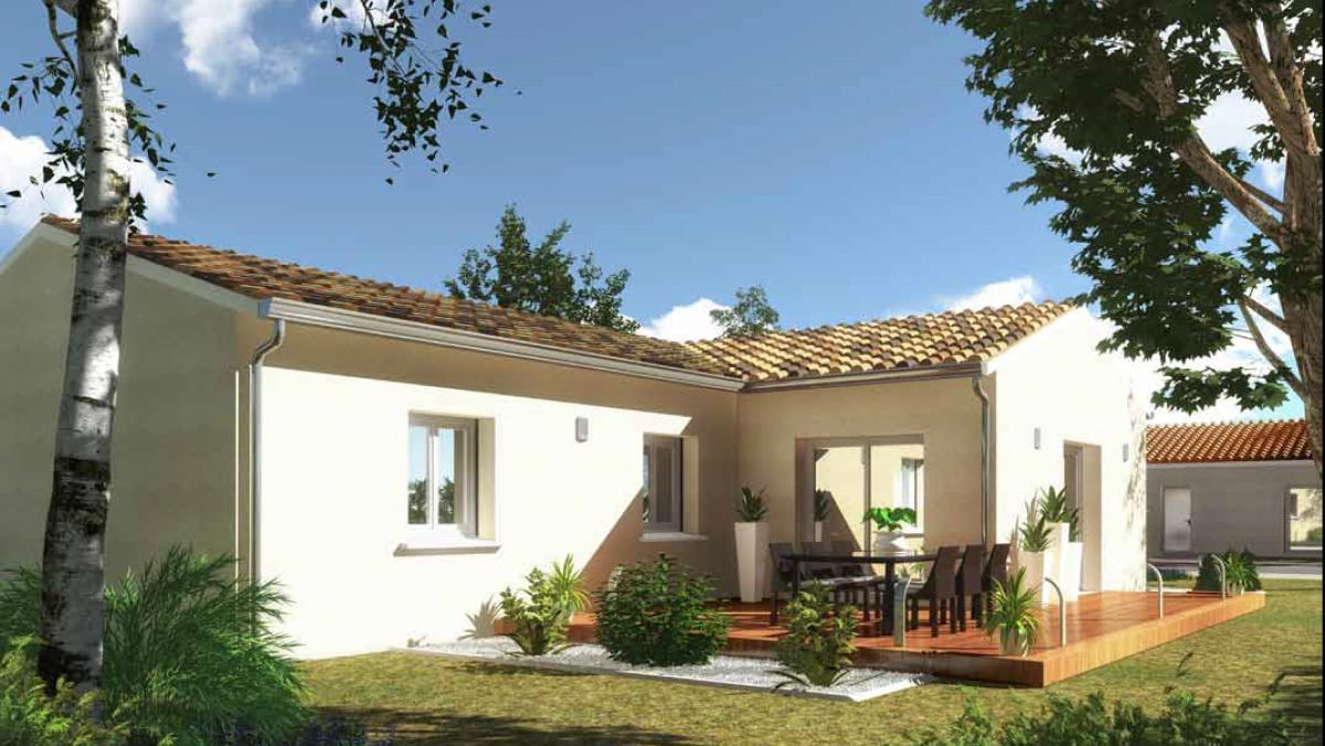 Maisons du constructeur ESQUISS 81 • 95 m² • CARAMAN