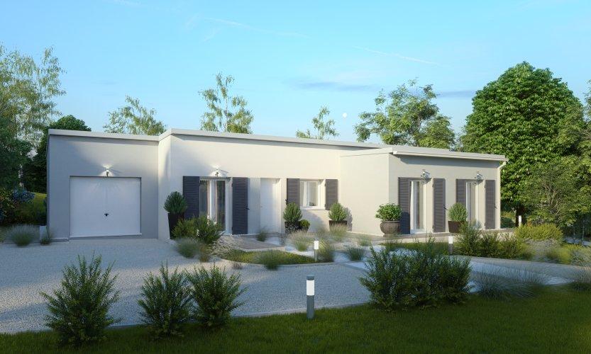 Maisons du constructeur MAISONS PIERRE CAEN • 116 m² • LISIEUX