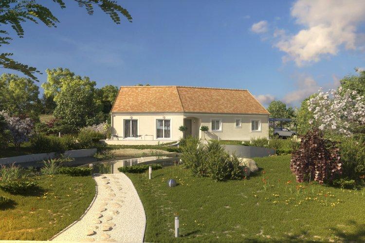 Maisons du constructeur MAISONS PIERRE CAEN • 119 m² • LE MOLAY LITTRY