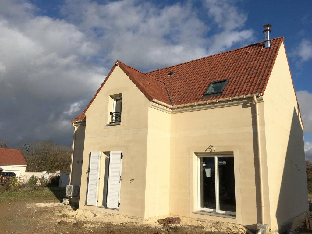 Maisons du constructeur MAISONS PIERRE CAEN • 111 m² • LISIEUX