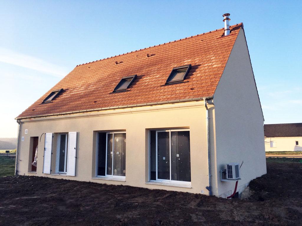 Maisons du constructeur MAISONS PIERRE CAEN • 128 m² • LISIEUX