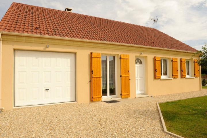 Maisons du constructeur MAISONS PIERRE CAEN • 89 m² • HOULGATE