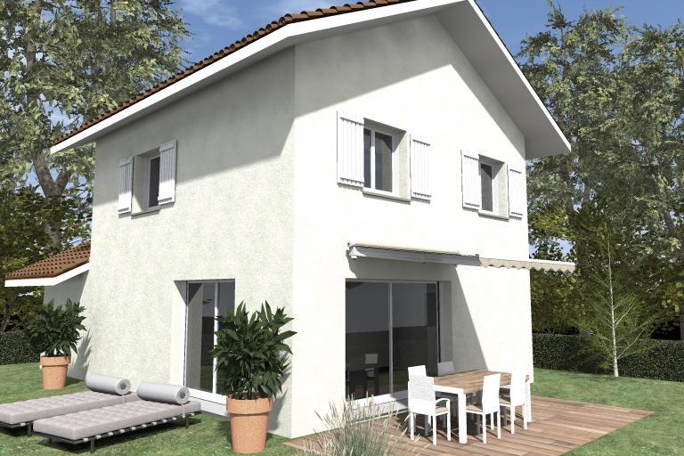 Maisons du constructeur TRADITION LOGIS 69 • 90 m² • NEYRON