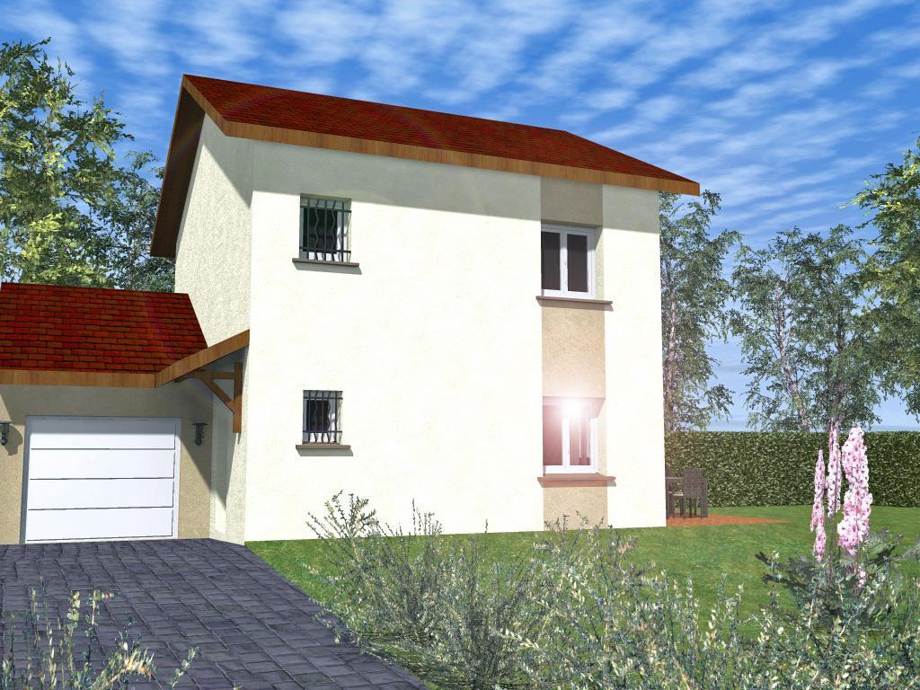 Maisons du constructeur TRADITION LOGIS 69 • 90 m² • BRON